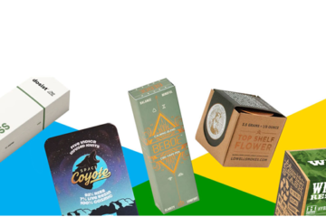 The Rising Trend of Custom Tincture Packaging in the Cannabis Industry: Boost Your Business with Custom Packages